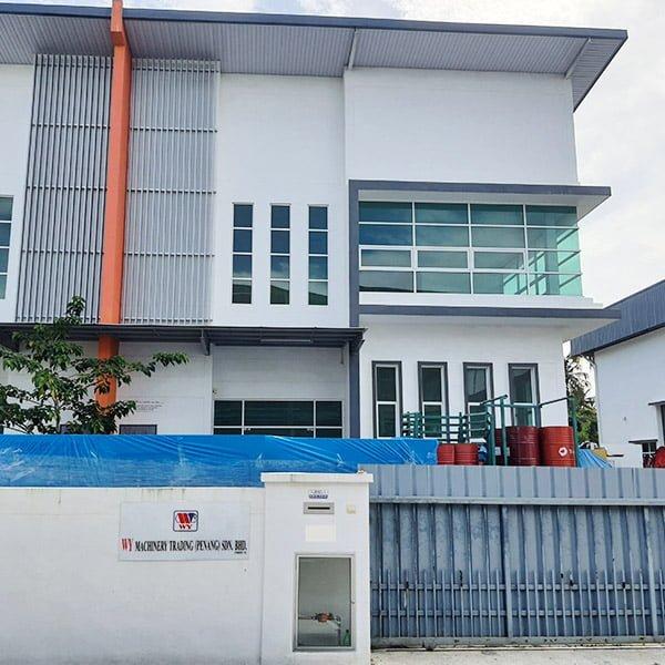 WY Machinery Trading (Penang) Sdn Bhd