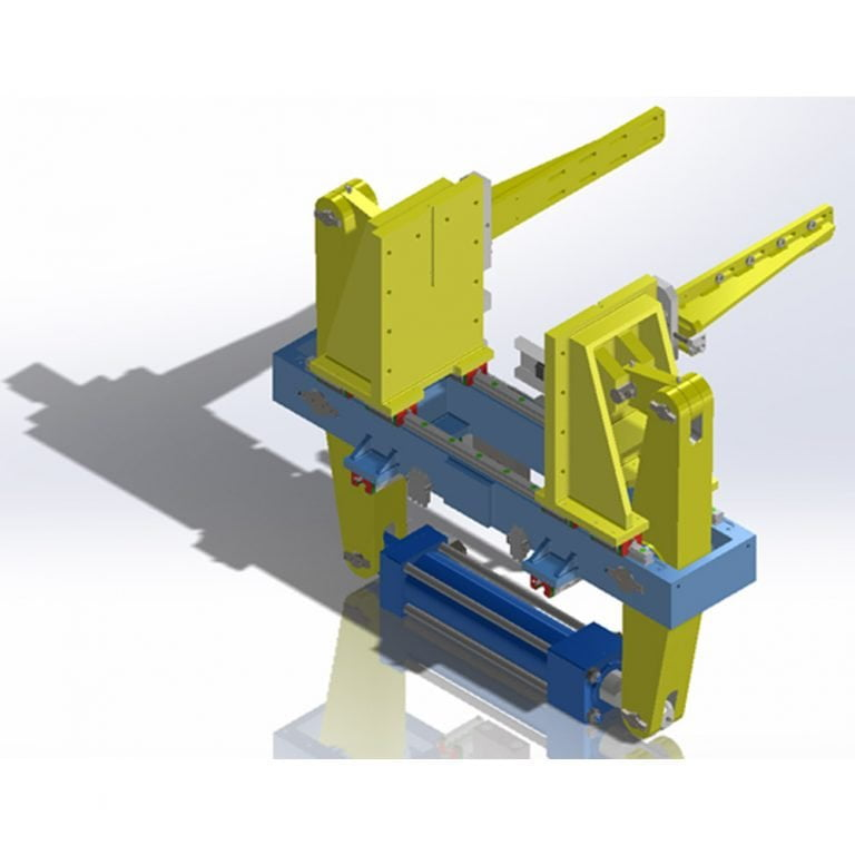 E5 Blow Molding Machine