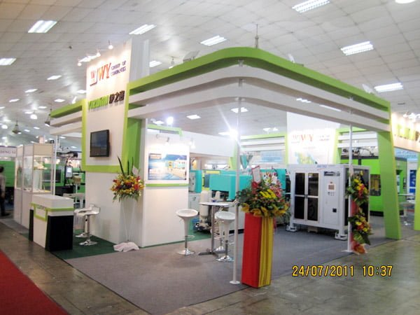 Malaysia International Plastic, Mould & Tools Exhibition 2011